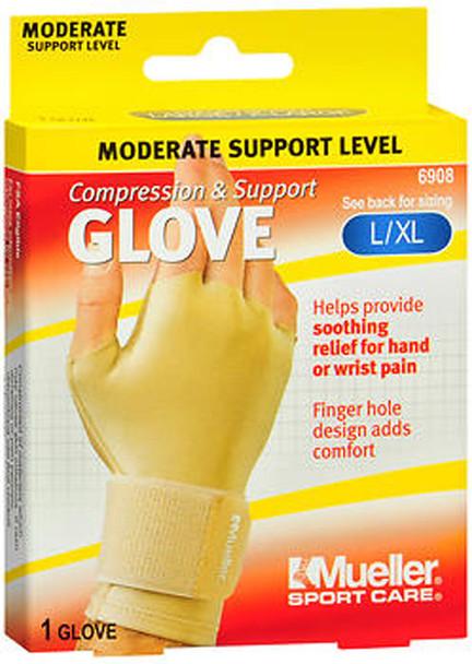Mueller Sport Care Compression & Support Glove L/XL 6908 - 1 Glove