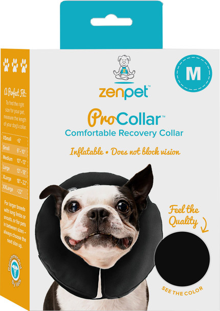 Cs Tech Us  - Recovery Collar Assorted Medium