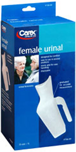 Carex Female Urinal