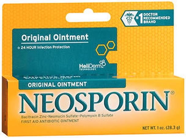 Neosporin Original Ointment - 1 oz
