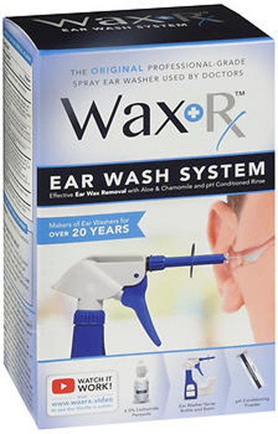 Wax-Rx Ear Wash System