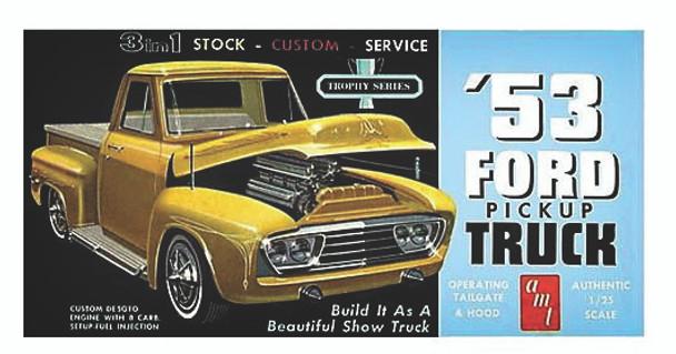 1953 Ford Pickup Model Kit