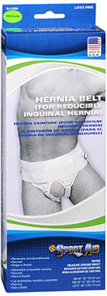 Sport Aid Hernia Belt Medium - 1 ea.