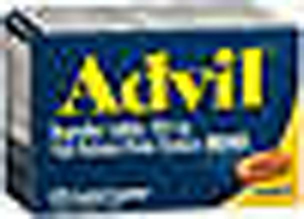 Advil Ibuprofen 200 mg Coated Caplets - 24 ct