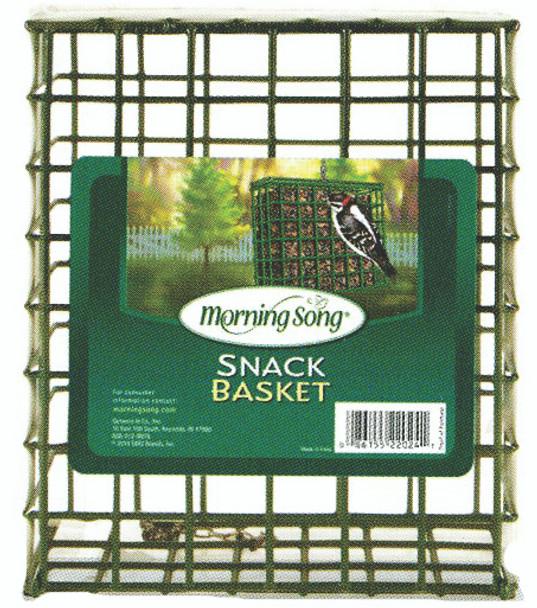 Audubon Park 11236 Seed Cake Bird Snack Basket