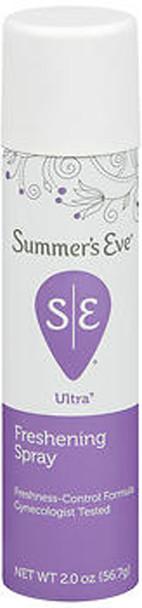 Summer's Eve Feminine Deodorant Spray Ultra Extra Strength - 2 oz