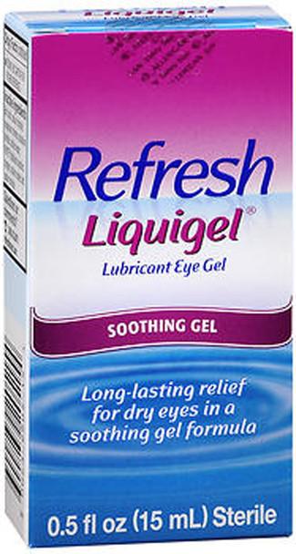 Refresh Liquigel Lubricant Eye Drops Soothing Gel -  0.5 fl oz