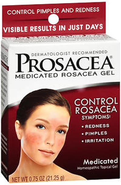 Prosacea Rosacea Medicated Treatment Gel - 0.75 oz