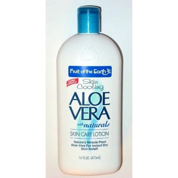 Fruit of the Earth Aloe Vera Skin Care Lotion - 16 oz