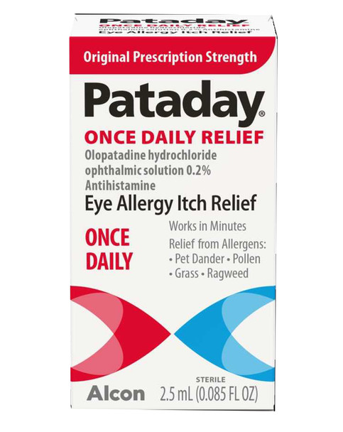 Pataday Once Daily Eye Allergy Itch Relief - 0.085 fl oz
