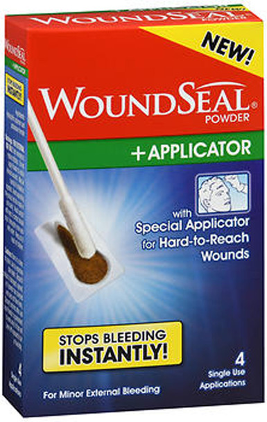 WoundSeal Powder with Applicator -4 single applications