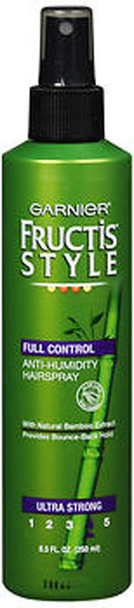 Garnier Fructis Style Full Control Anti-Humidity Hairspray Ultra Strong - 8.25 oz