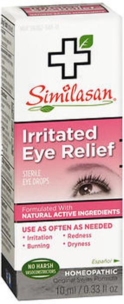 Similasan Pink Eye Relief Sterile Eye Drops - 0.33 oz