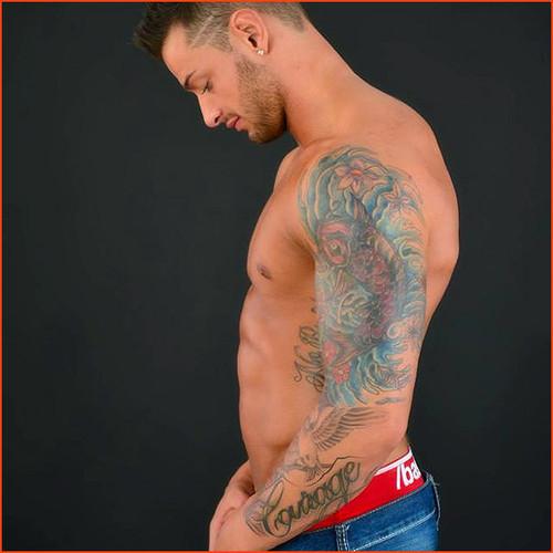 Baskit Billy Boy Boxer Brief SEXY