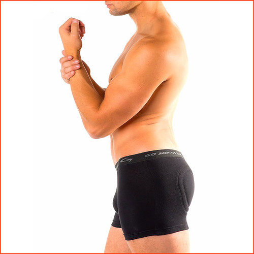 Go Softwear Super Padded Butt Boxer Brief Sexy