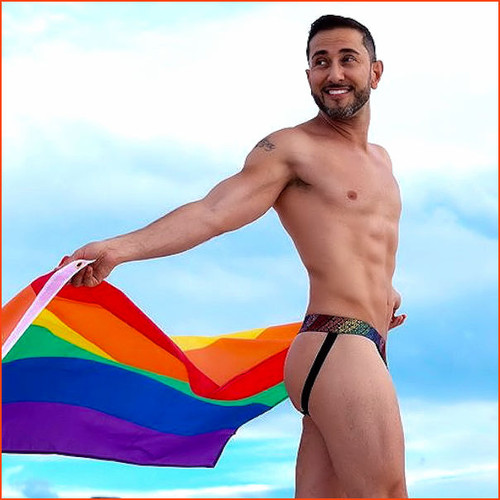 YOCISCO World Pride Jock Celebrate