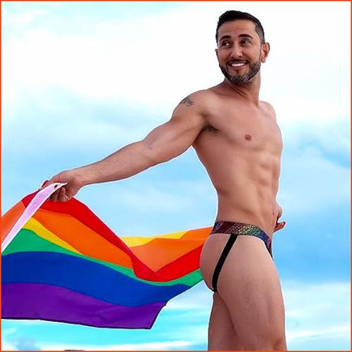 YOCISCO World Pride Jock Celebrate