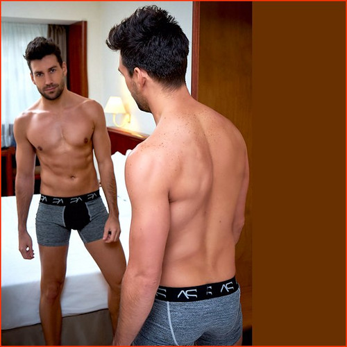 Adam Smith Sports Mesh Combo Trunk Great Fit