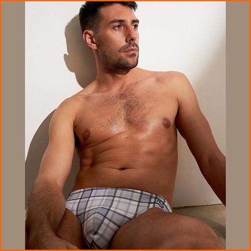 Adam Smith Underwear Saltire Bikini Brief