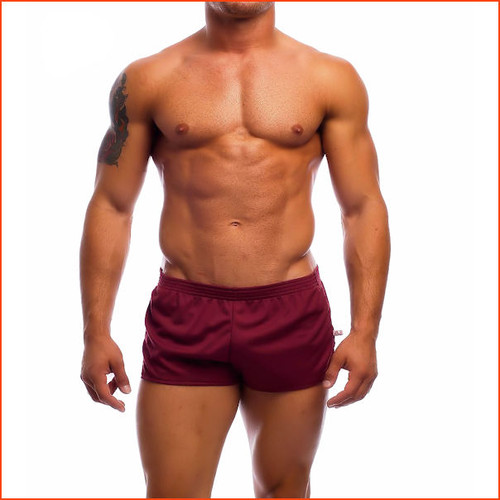 American Jock Ultra Running Short Lightweight