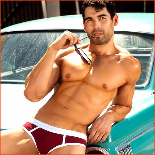 Go Softwear CA Colors Low Rise Brief