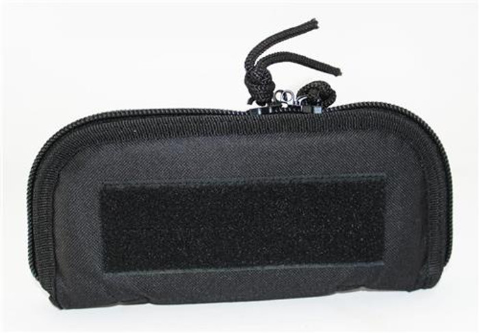Carry All Black Cordura Zip Pouch
