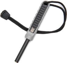 Exotac nanoSTRIKER XL Ultra-Light Ferrocerium Rod Firestarter Black