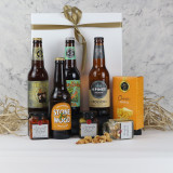 Craft Beer and Gourmet Snack Pack