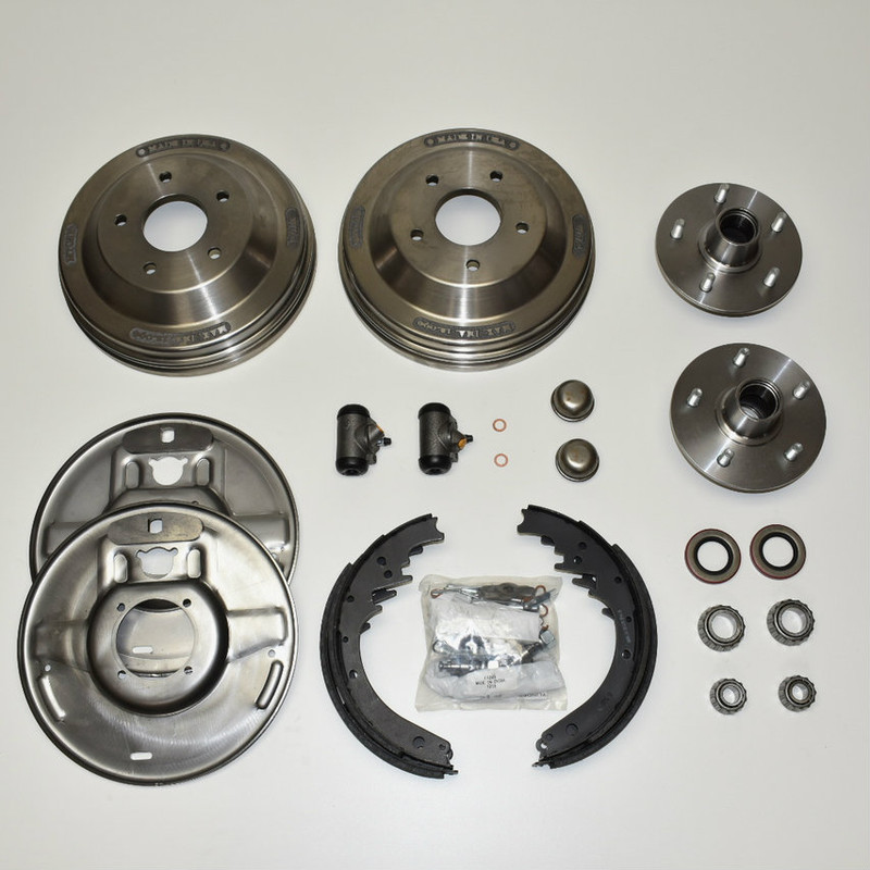 Front brake kit for 1928-1934 spindles