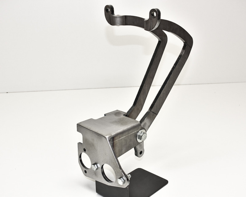 Universal Model A brake/clutch pedal assembly