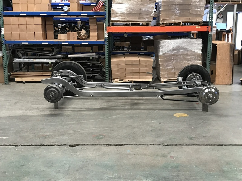 4-10 Rolling Chassis