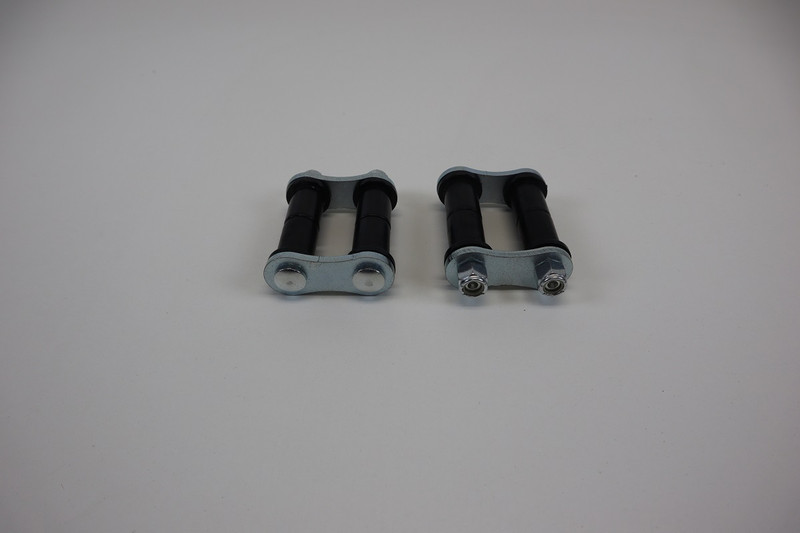 "2-1/4"" Rear Shackles, pr"