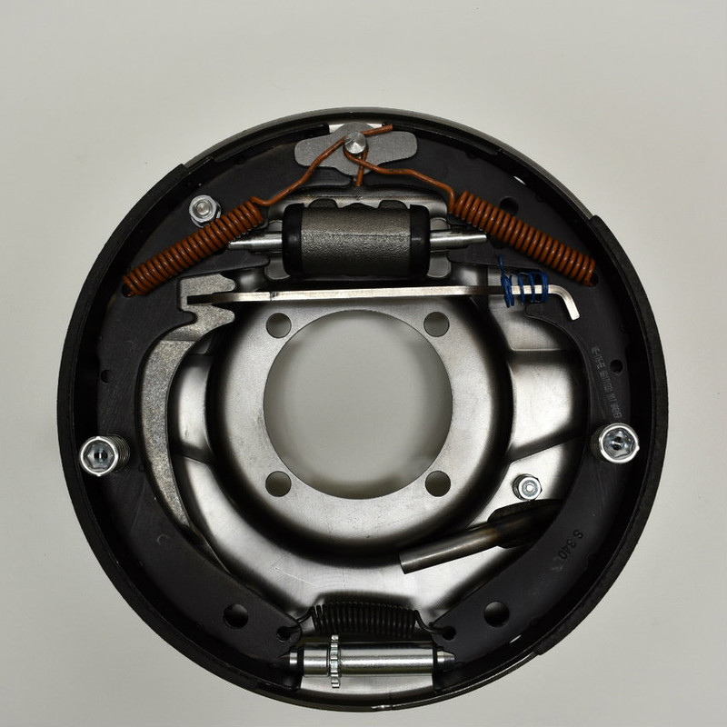 1935-1948 rear backing plate assembly
