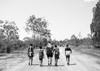 """Bloodlines""- A2 Print Saints In Tiwi"
