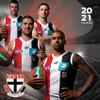 2021 AFL St Kilda Calendar