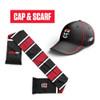 Member Cap & Scarf Bundle
