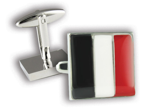 AFL St Kilda Colour Cufflink