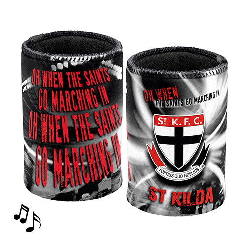 St Kilda Musical Can Cooler