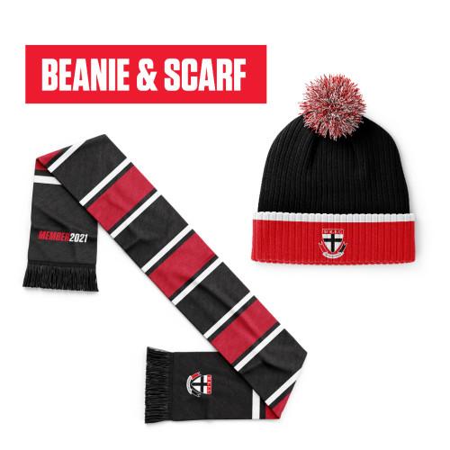 Member Beanie & Scarf Bundle