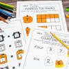 Halloween Math and Literature