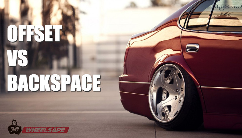 What is Wheel Offset and Backspacing