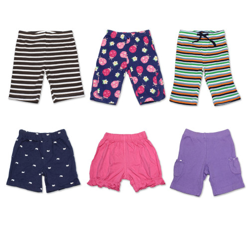 (72) Children Clothing Mixed Styles Sizes Boy Girl Baby Pants Trousers