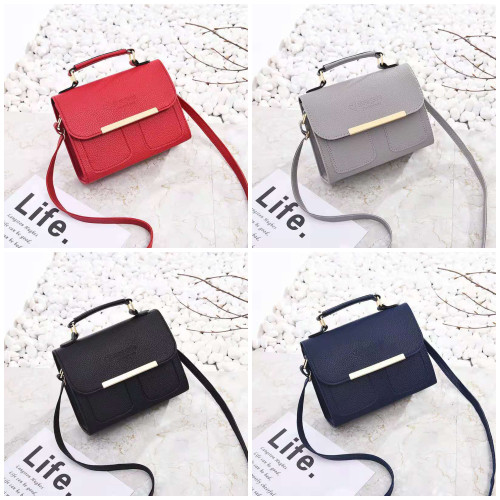 (24) Premium High Quality Women Casual Crossbody Fashion Handbag Purse Tote Style-11