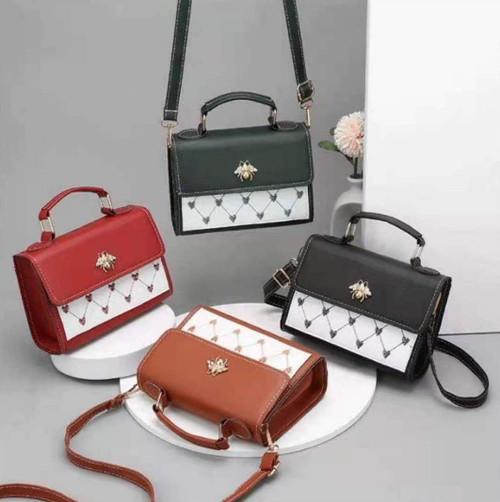 (24) Premium High Quality Women Casual Crossbody Fashion Handbag Purse Tote Style-15