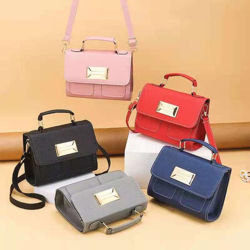 (24) Premium High Quality Women Casual Crossbody Fashion Handbag Purse Tote Style-7