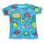 (72) Children Clothing Wholesale Mixed Styles Sizes Boy Girl Baby T-Shirts