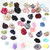 (2000) Hair Bands Ponytail Holders Women Accessories Mixed Lot