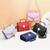 (24) Premium High Quality Women Casual Crossbody Fashion Handbag Purse Tote Style-16