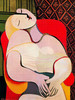 A Dream 130x97 by Picasso Print