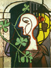 A Lamp 162x130 by Picasso Print